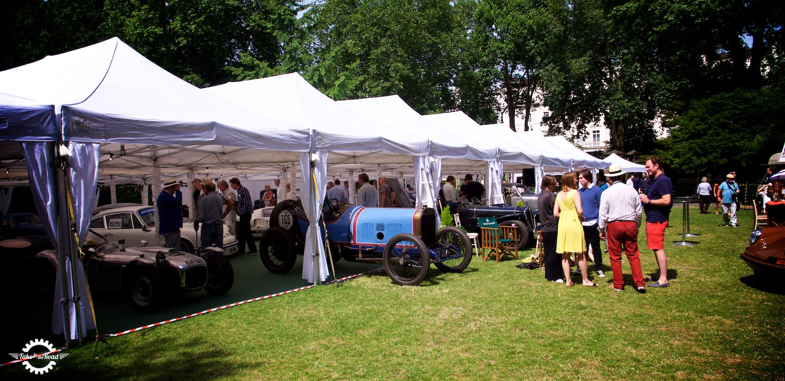 Two Weeks to the Belgravia Classic Car Show 2019