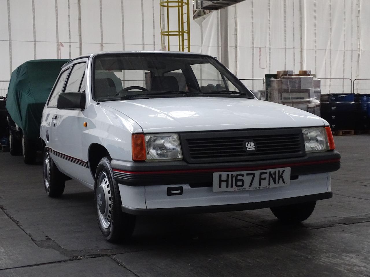 Nine of Vauxhall's Heritage Fleet heads to auction