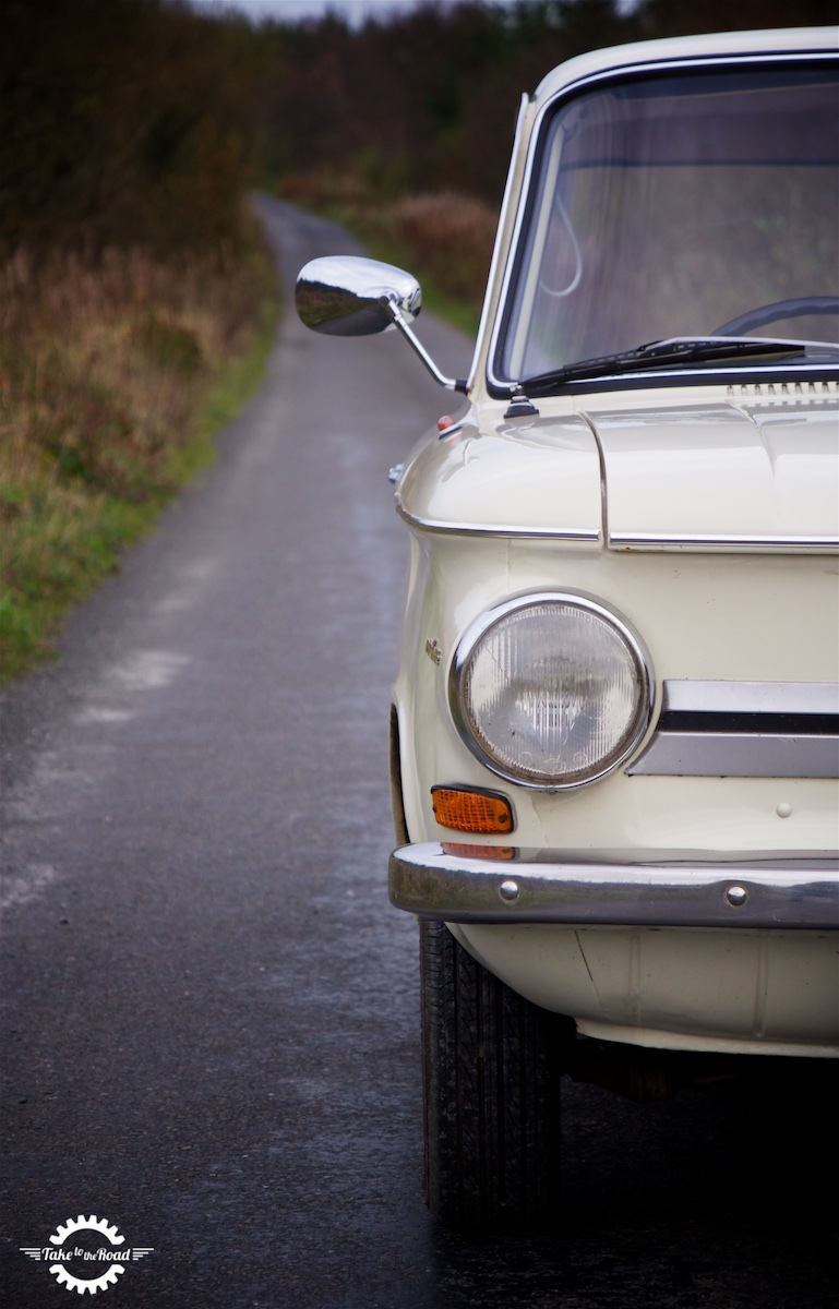 Take to the Road Video Feature NSU Prinz
