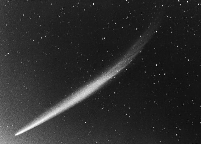 ดาวหาง Ikeya-Seki ที่ค้นพบโดย คาโอรุ อิเคยา ( Kaoru Ikeya )