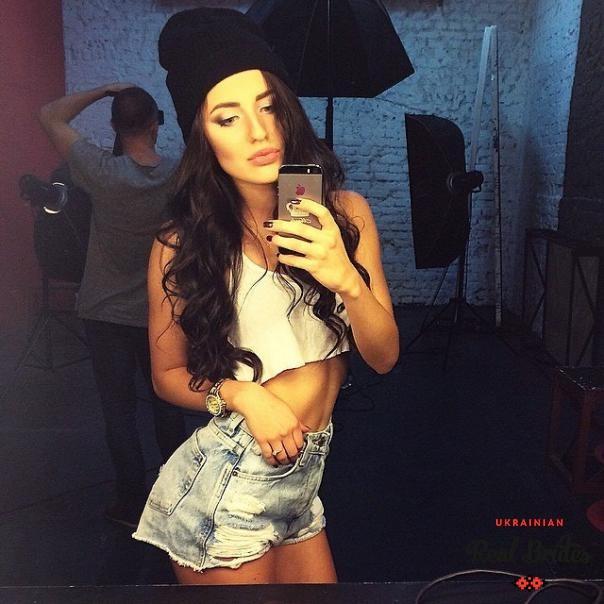 Photo gallery №5 Ukrainian girl Elizaveta