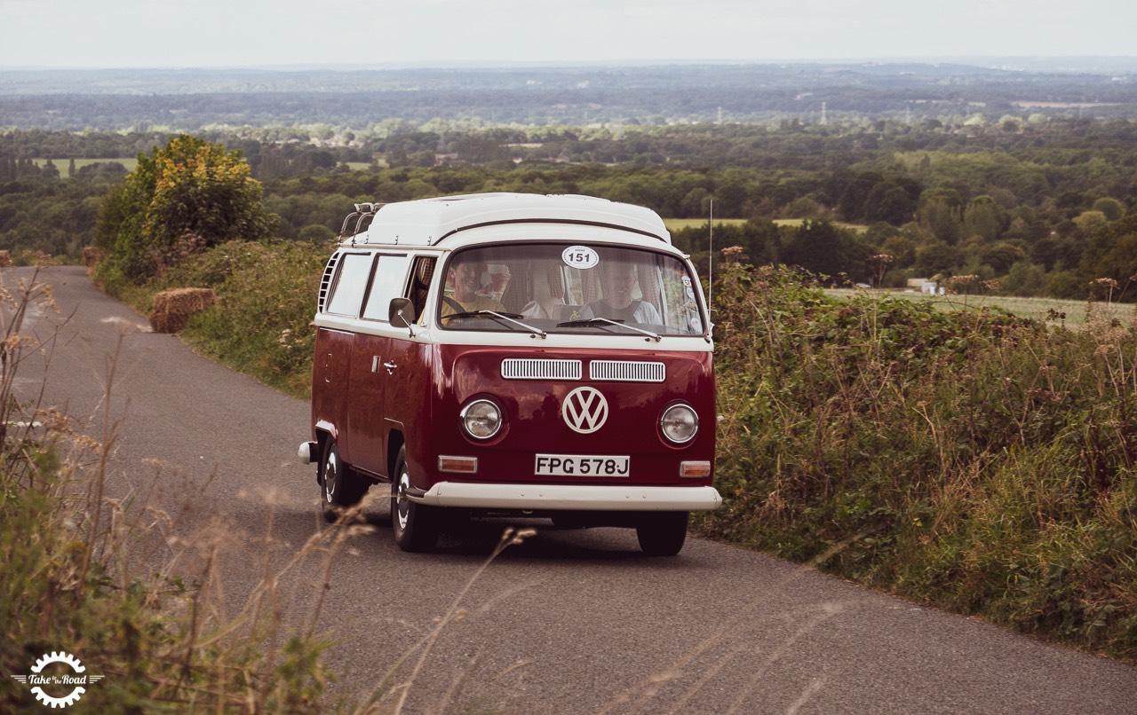 Cinq des meilleures voitures classiques pour faire un voyage sur la route
