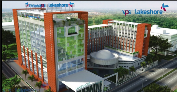 Lakeshore Hospital and Res. Centre Image