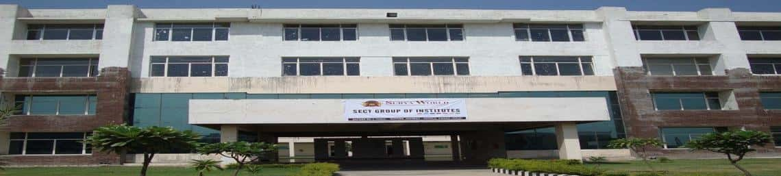 SECT GROUP OF INSTITUTES Image