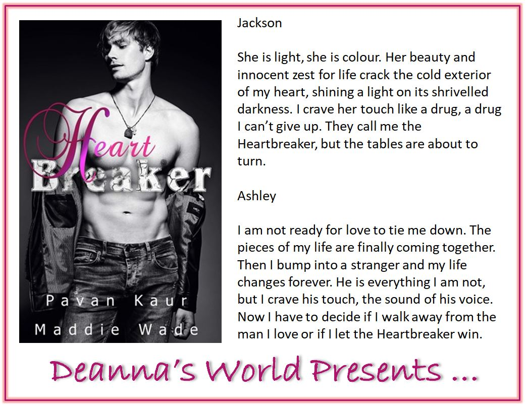 Heartbreaker by Pavan Kaur and Maddie Wade blurb