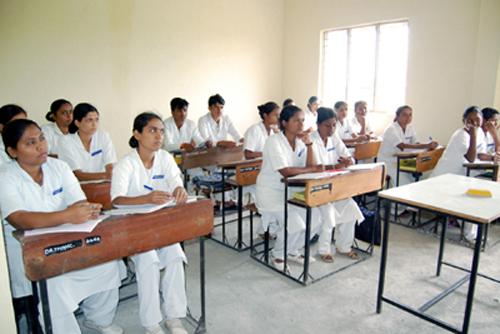 Dr T M Dhonde School Of Nursing, Beed Image