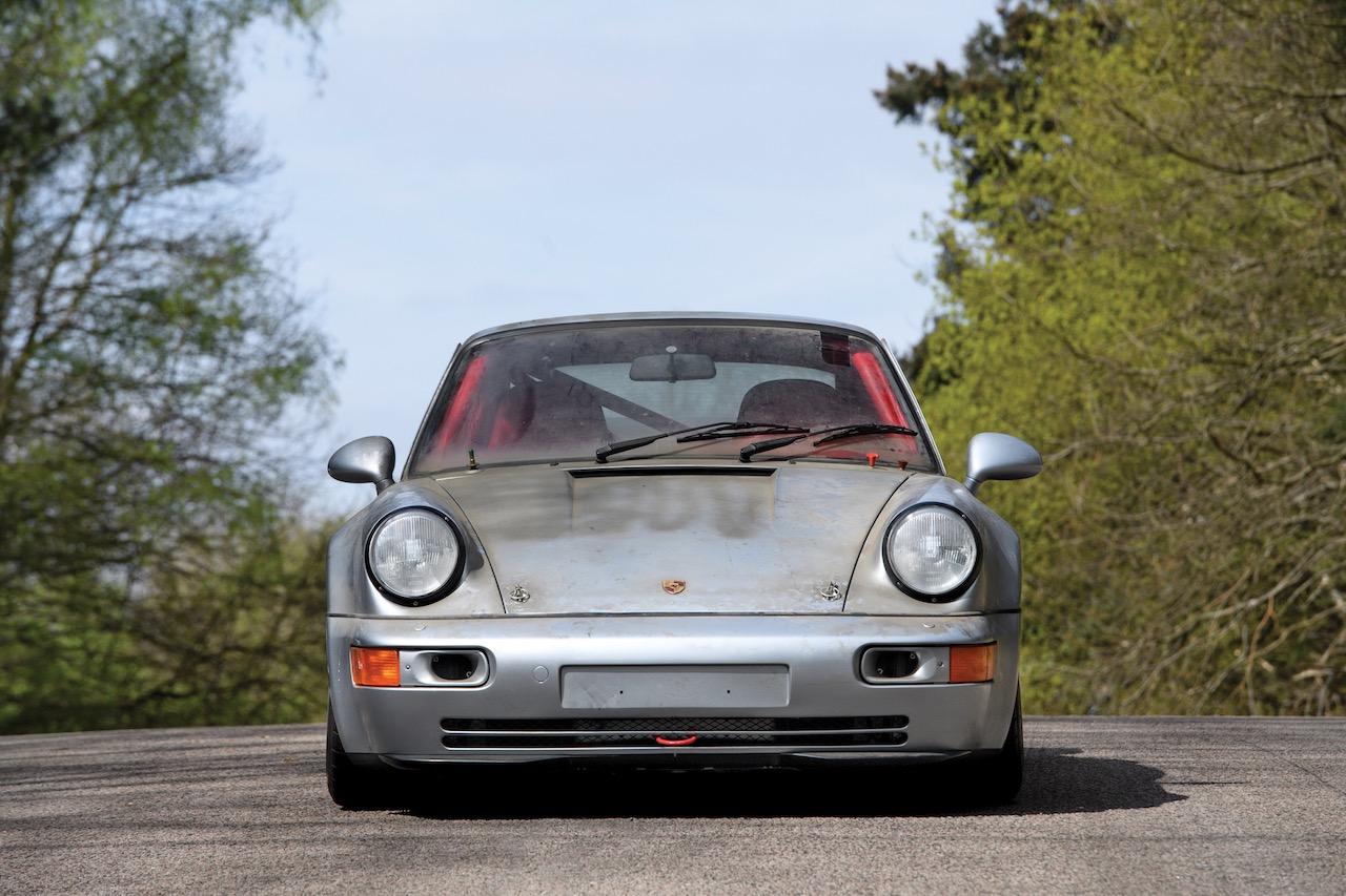 Take to the Road News Porsche 911 Carrera RSR