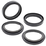 Fork Seal and Dust Seal Kit 56-145 Husqvarna TE450 2006 2007 2008 2009