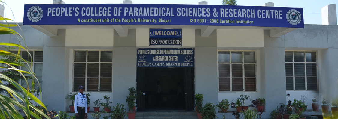 People's College of Paramedical Science and Research Centre Image