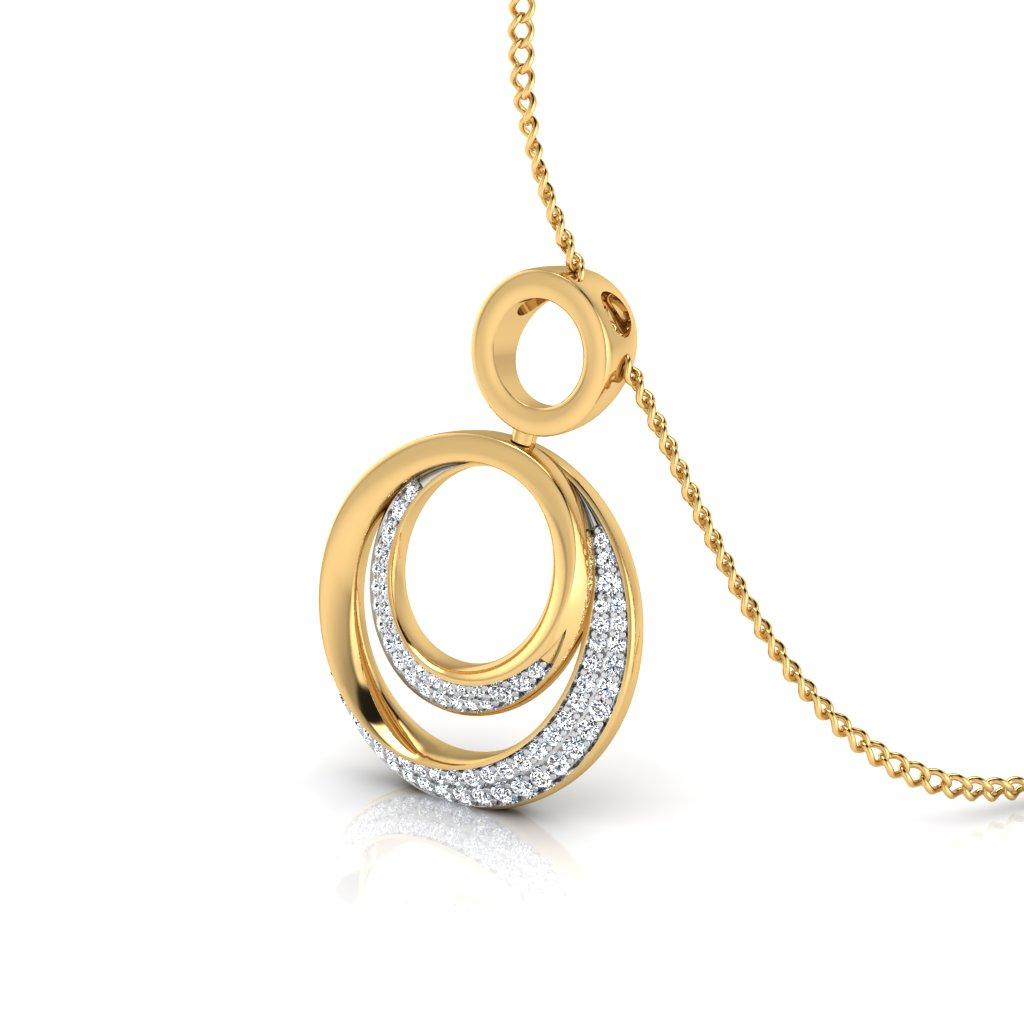 The Nirwana Diamond Pendant
