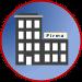 Grafik Firmen-Gebäude: Diese Grafik-Datei könnt ihr als Word-, GIMP- und PNG-Datei kostenlos herunterladen.