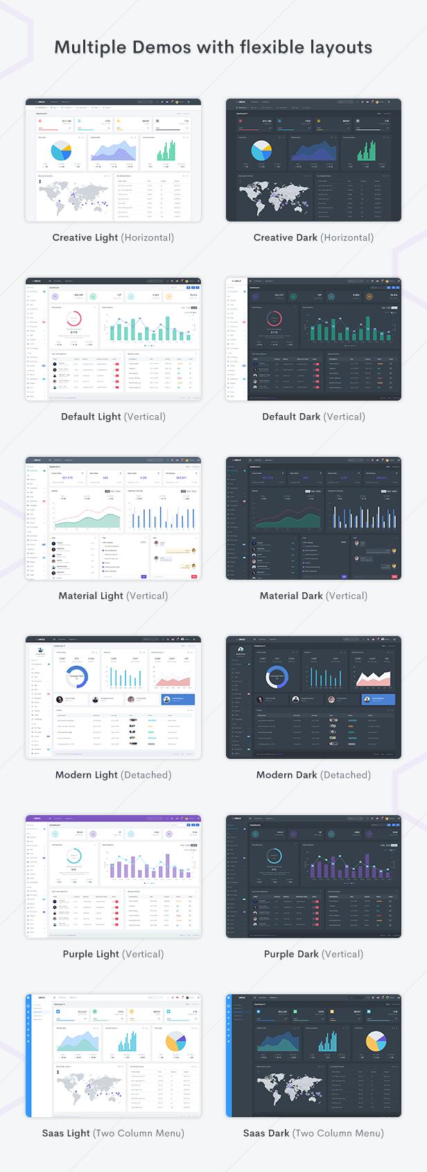 Ubold - Admin & Dashboard Template - 2