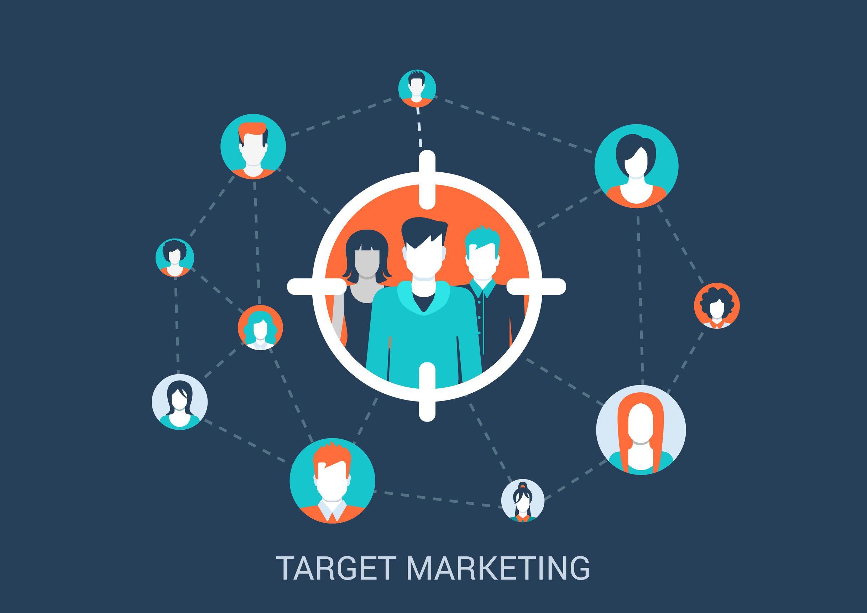 Menentukan target pasar