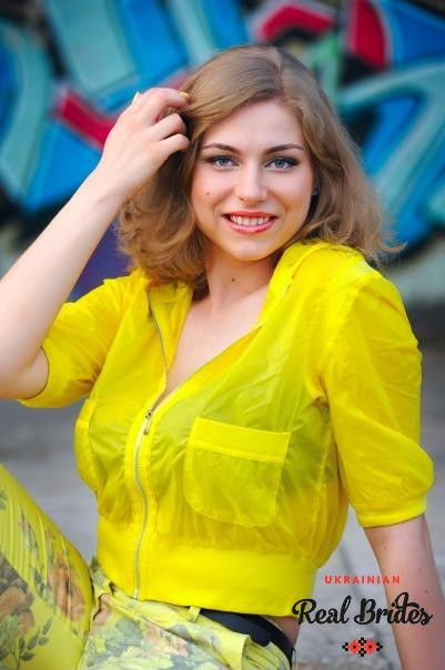Photo gallery №1 Ukrainian bride Margarita