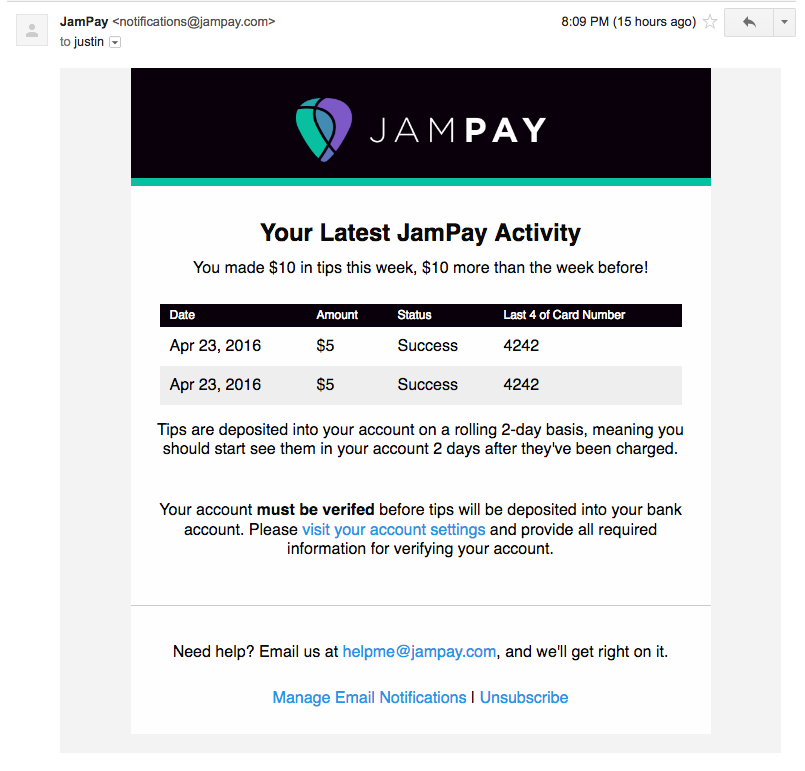 jampay email