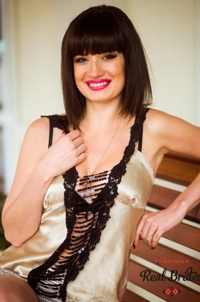 Profile photo Ukrainian lady Evgenia