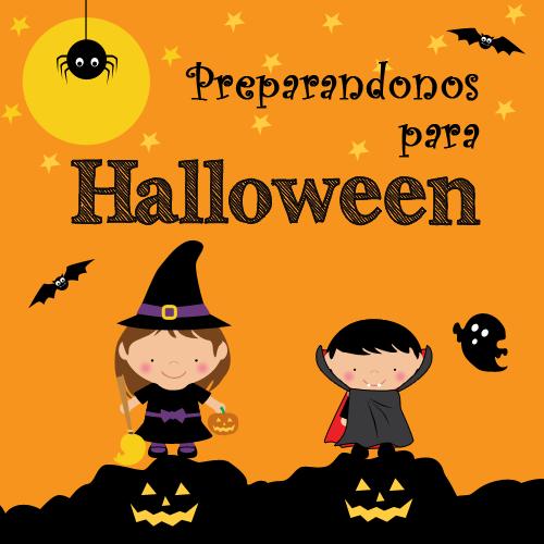Preparandonos para Halloween