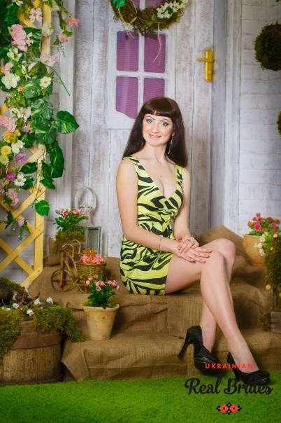 Photo gallery №2 Ukrainian bride Alla