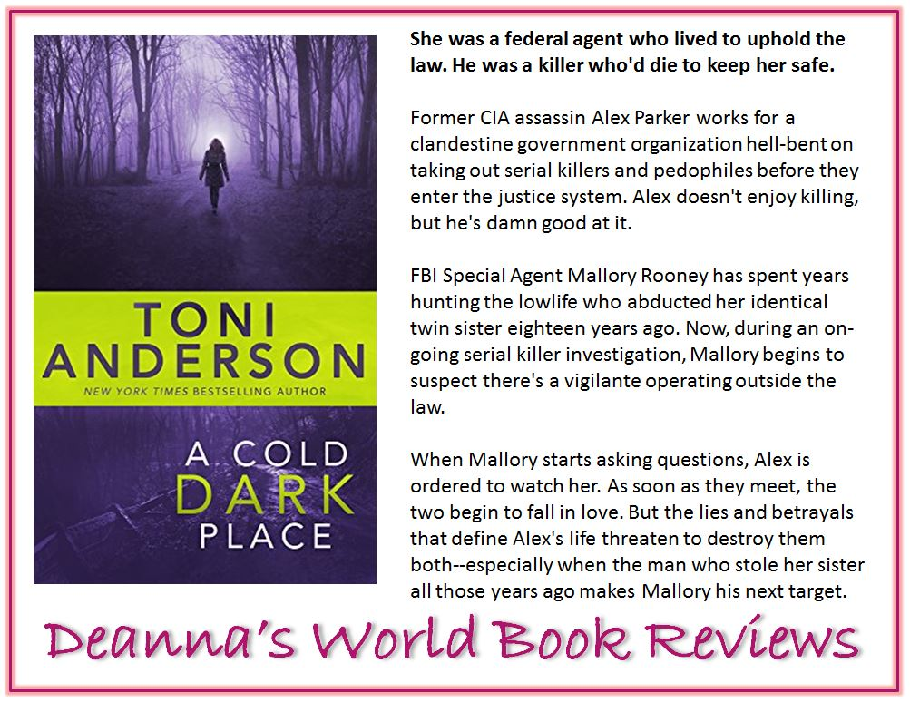 A Cold Dark Place by Toni Anderson blurb