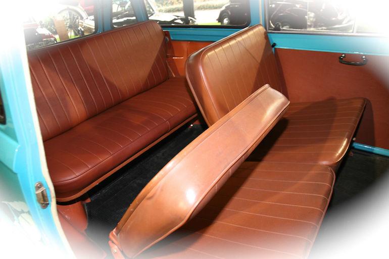 1979 Fiat 900T Minibus