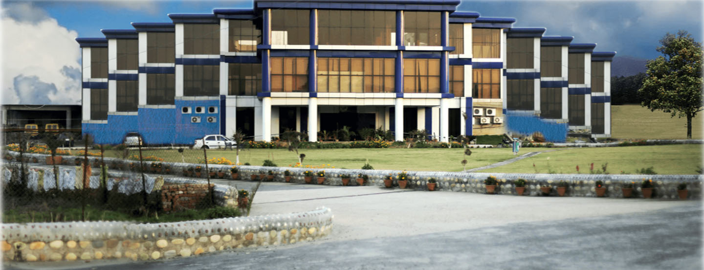 Dev Bhumy Institute Of Engineering And Technology