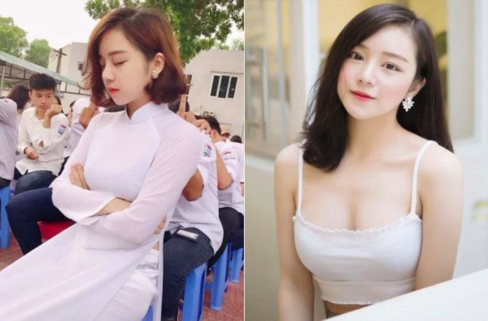 Hot girl ngủ gật Nguyễn Thủy Tiên