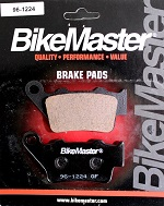 Rear Brake Pads BikeMaster O7032 KTM 125 Sting 1997 1998