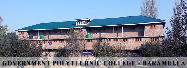 Govt. Polytechnic College, Baramulla