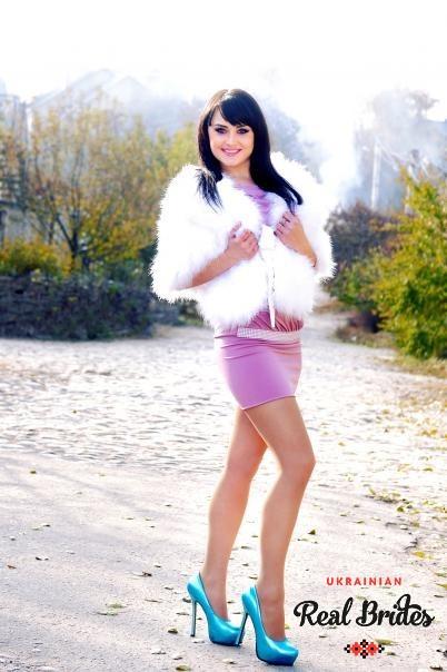 Photo gallery №11 Ukrainian girl Yanina