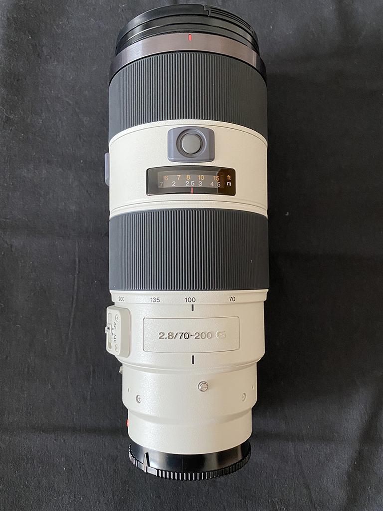 VENDO Sony 70-200 SSM G 2.8  en Camaras y ObjetivosIMG_5159