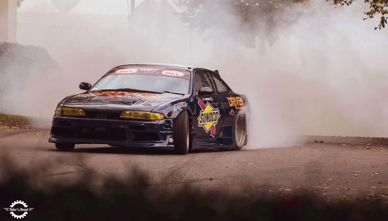 The Goodwood Festival of Speed opens tomorrow