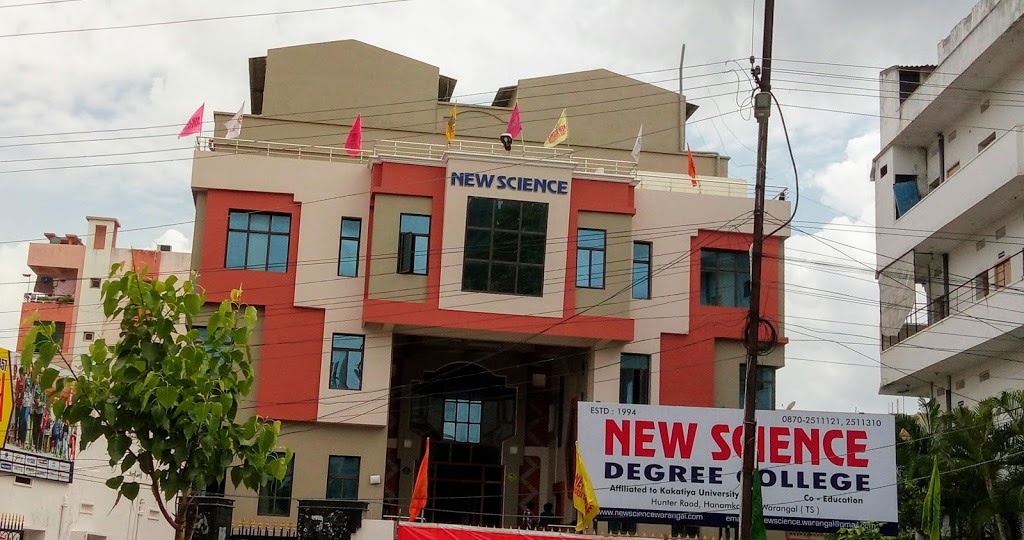 NEW SCIENCE DEGREE AND PG COLLEGE