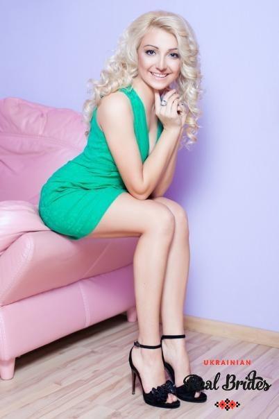 Photo gallery №8 Ukrainian bride Oksana