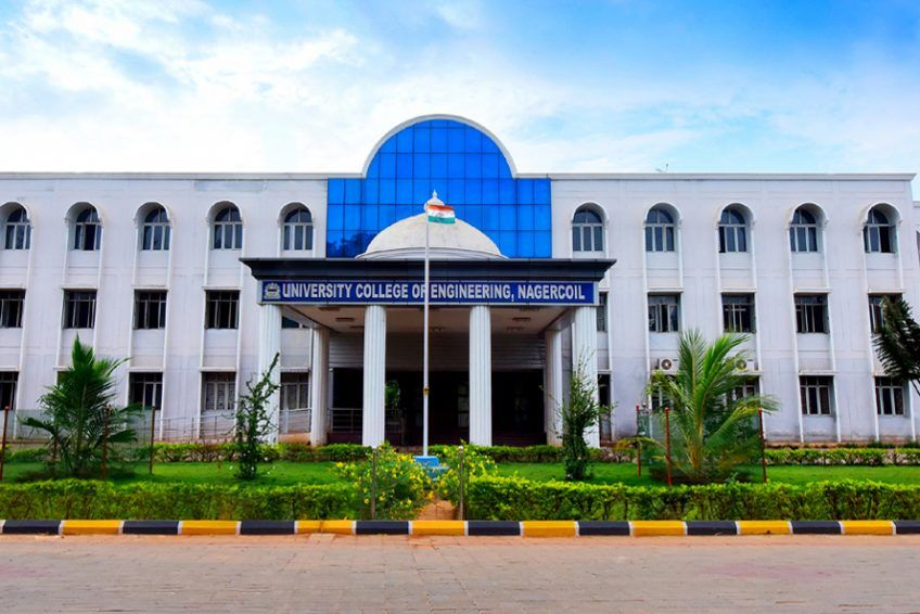 University College of Engineering, Nagercoil
