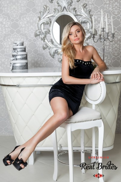 Photo gallery №4 Ukrainian lady Alona