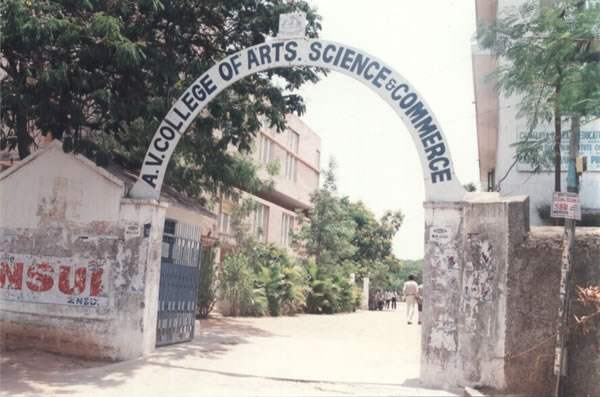 A V COLLEGE OF ARTS, SCIENCE and COMMERCE