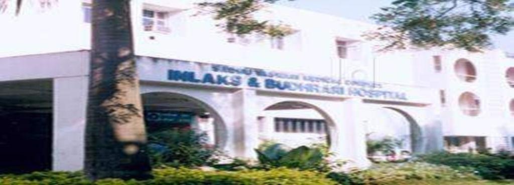 Inlaks and Budhrani Hospital Image