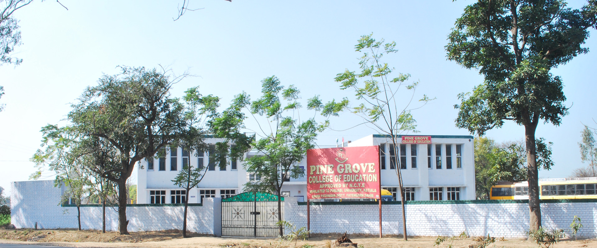Pine Grove College of Education, Fatehgarh Sahib
