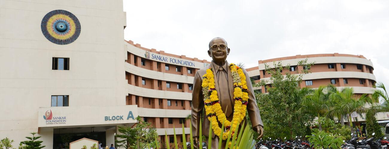 Shankar Foundation Eye Hospitals Image