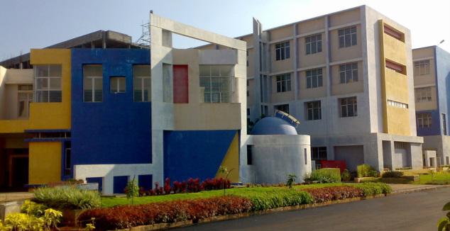 Acharya's NRV School of Architecture, Bengaluru