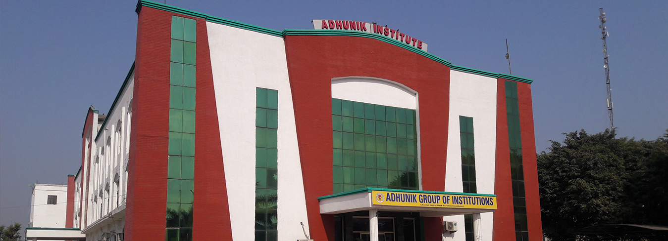 ADHUNIK INSTITUTE OF PRODUCTIVITY MANAGEMENT and RESEARCH