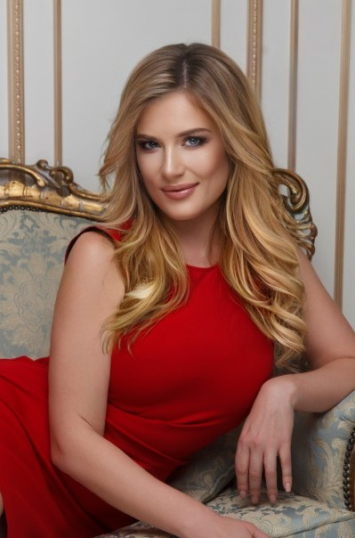 Profile photo Ukrainian women Aleksandra