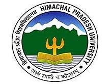HPU (Himachal Pradesh University), Shimla
