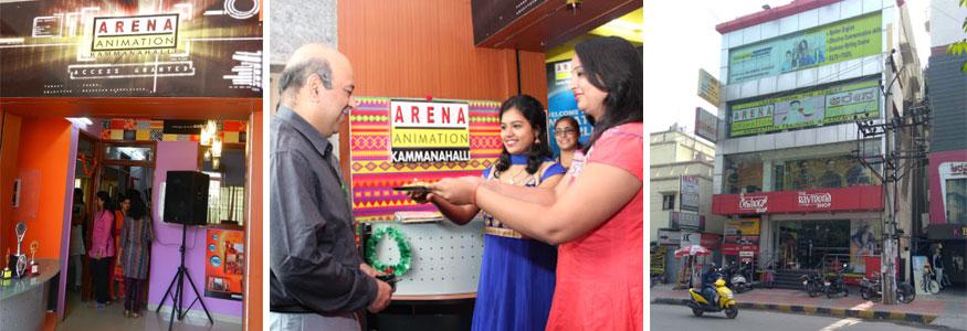 Arena Animation, Kammanhalli Image