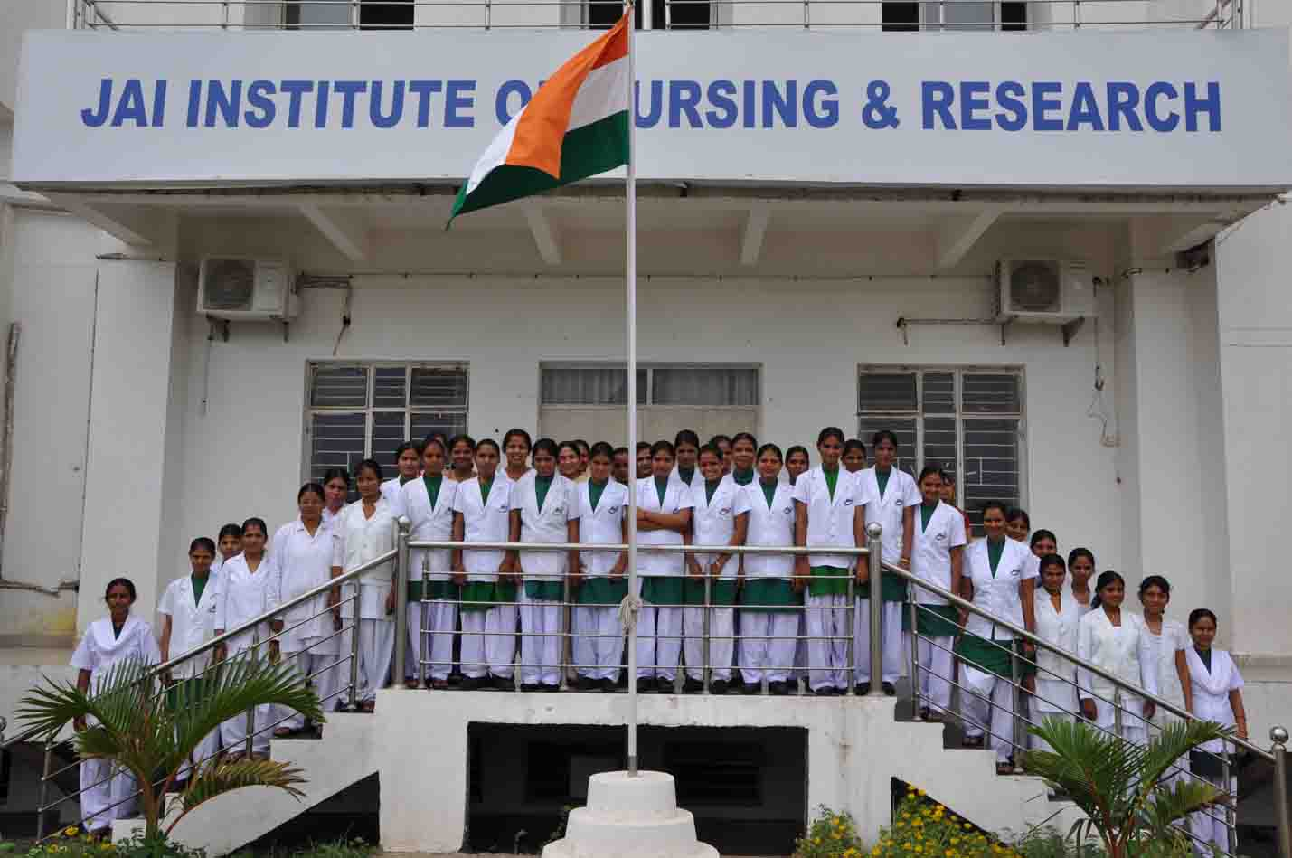 Jai Institute of Nursing and Research - JINR, Gwalior Image