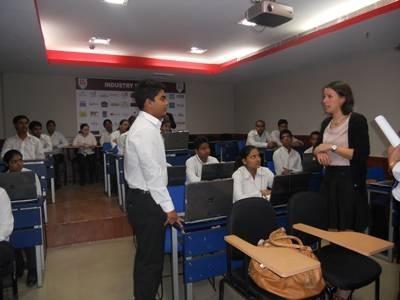 UEI Global, Delhi Image