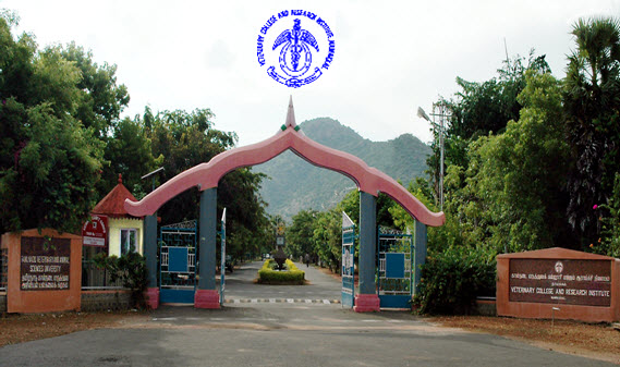 Veterinary College and Research Institute, Namakkal Image