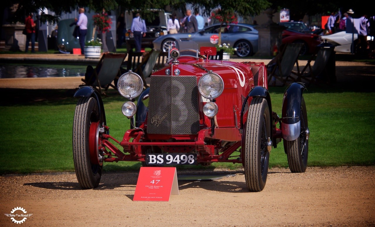 Take to the Road Feature 2017 Concours of Elegance