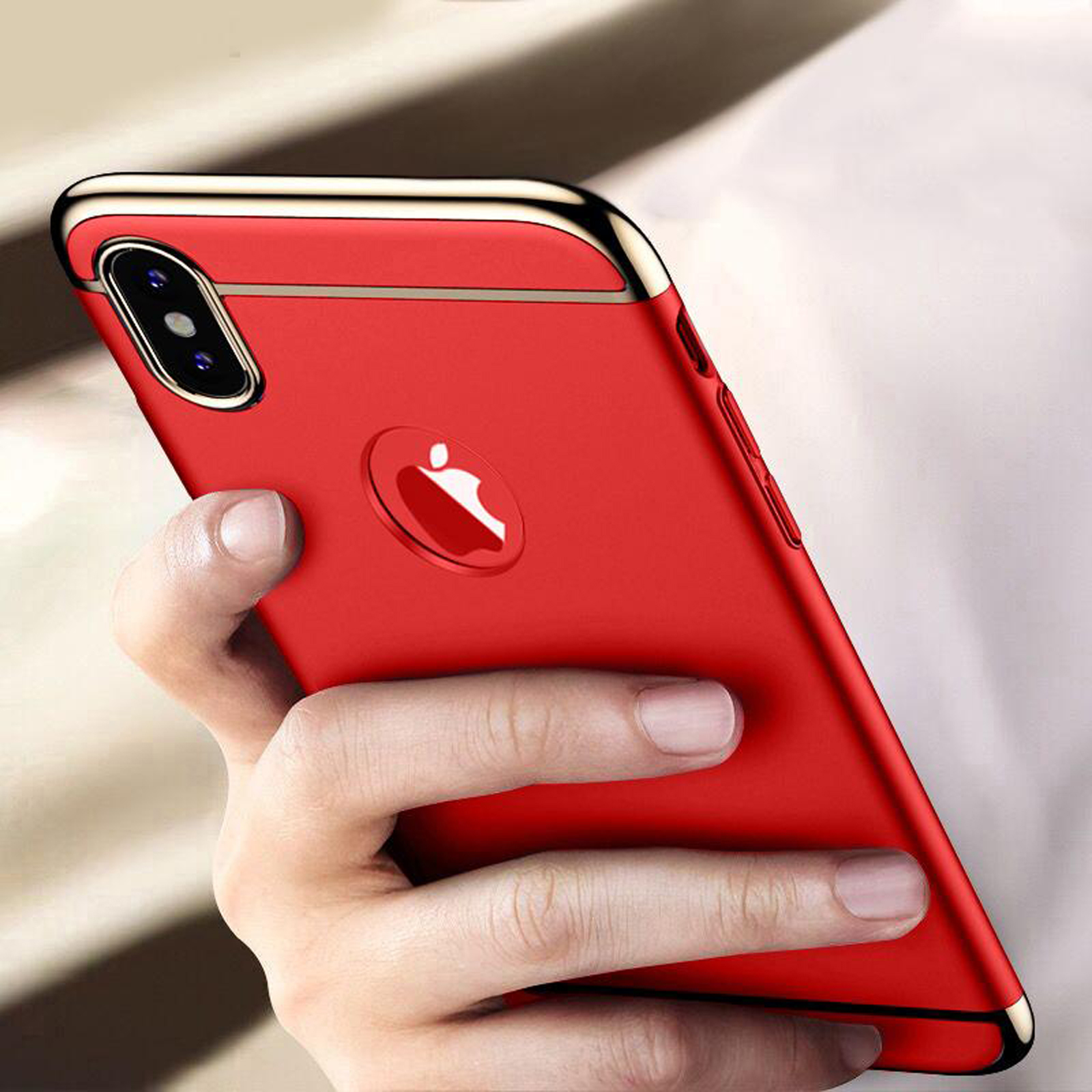 Luxury-Matte-Case-Tempered-Glass-Cover-For-Apple-iPhone-X-XS-XR-Max-10-8-7-6s-6 thumbnail 22