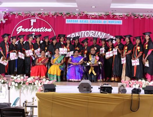 Sardar Raja College Of Nursing Image